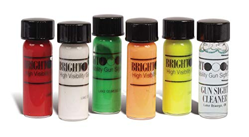 TRUGLO TG985A Paint Bright Sight Kit,...