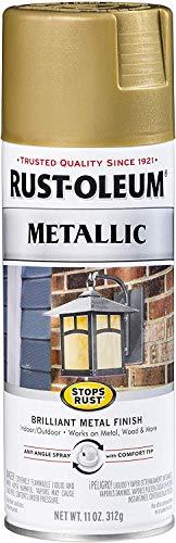 Rust-Oleum 7275830 Stops Rust Metallic Spray...
