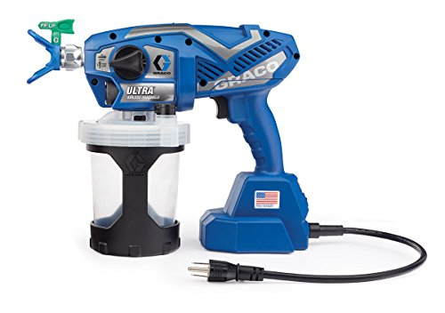 Graco Ultra Corded Airless Handheld Paint...