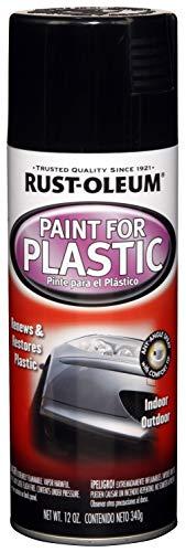 Rust-Oleum Black Automotive 248649 12-Ounce...
