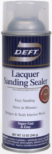 Deft 37125015138 Lacquer Sanding Sealer...