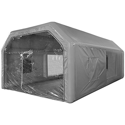 VEVOR Inflatable Paint Booth Water-Resistent...