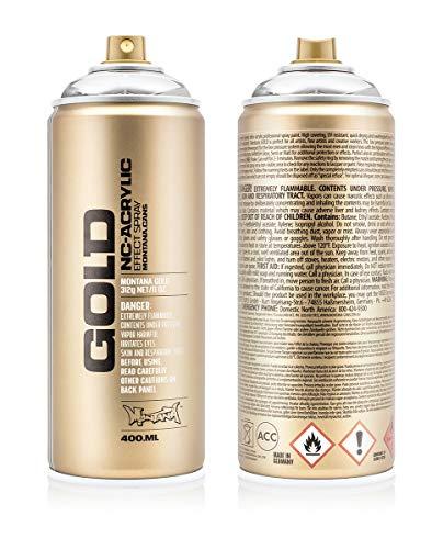 Montana Cans Montana GOLD 400 ml Color,...