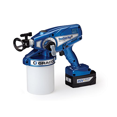 Graco 16N657 TrueCoat Pro II Cordless Paint...