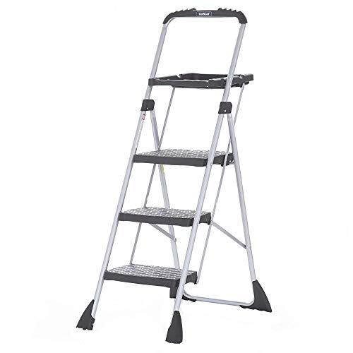 Cosco Three Step Max Steel Work Platform
