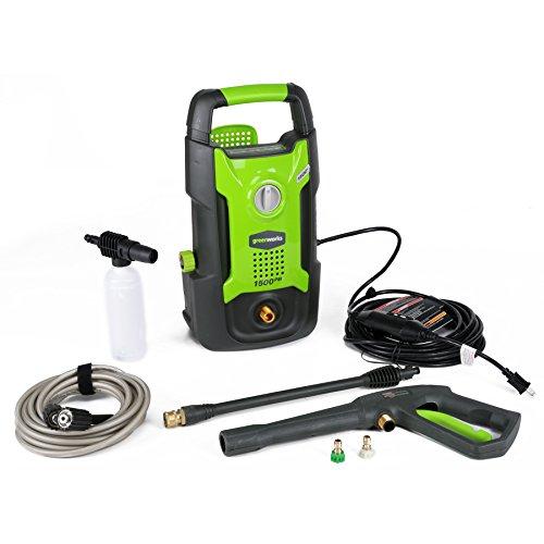 Greenworks 1500 PSI 13 Amp 1.2 GPM Pressure...