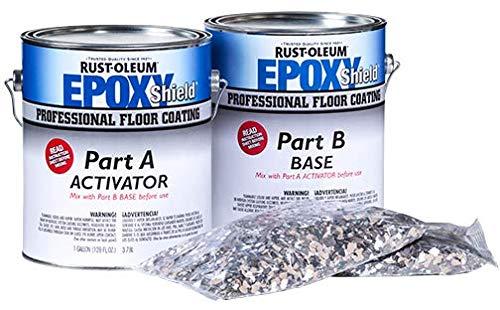 Rust-Oleum 304851 EpoxyShield Professional...