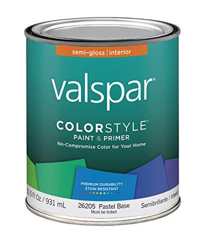 Valspar 44-26200 QT Brand 1 Quart White...