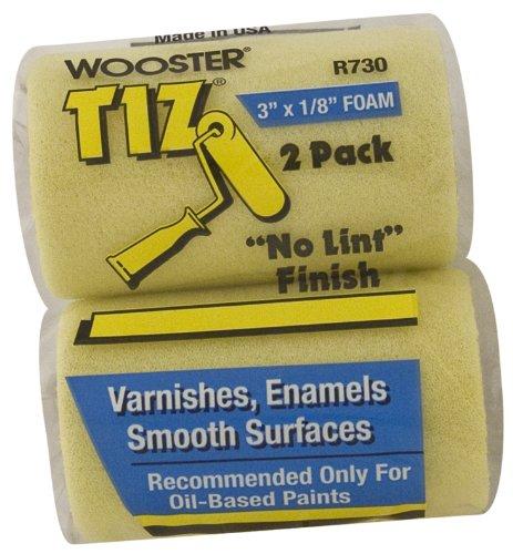 Wooster Brush R730-3 Tiz Foam Roller Cover,...