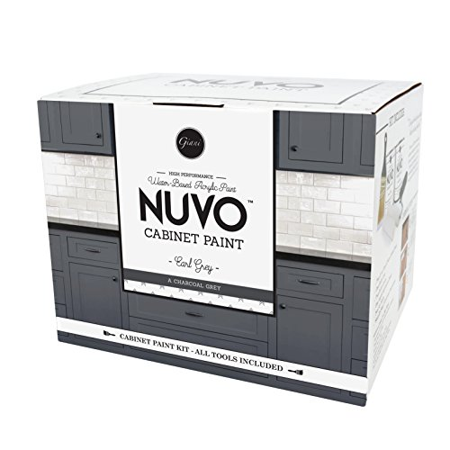 Nuvo Cabinet Makeover Kit, Earl Grey