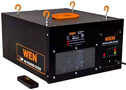 WEN 3410 3-Speed Remote-Controlled Air...