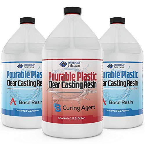 Pourable Plastic Deep Pour Up To 2' Thick USA...