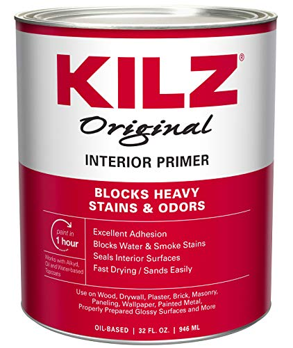 KILZ Original Multi-Surface Stain Blocking...