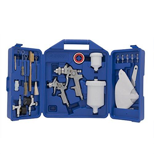 Campbell Hausfeld Paint Spray Gun Kit Gravity...