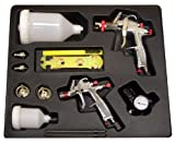 SPRAYIT SP-33500K LVLP Gravity Feed Spray Gun...