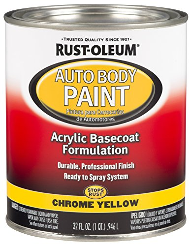 Rust-Oleum 275234 Brilliant Silver Automotive...