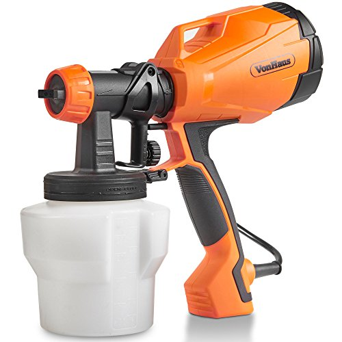 VonHaus Electric HVLP Spray Gun High Power...