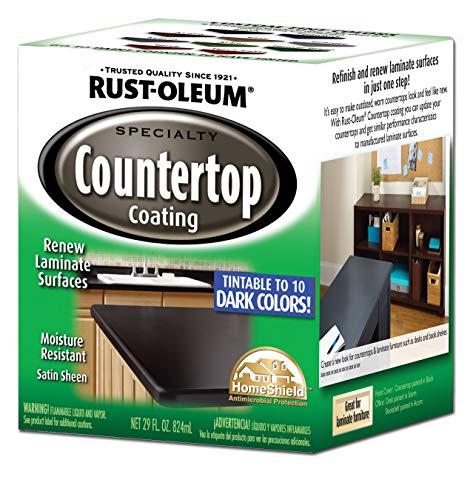RUST-OLEUM 254853 Quart Interior Countertop...