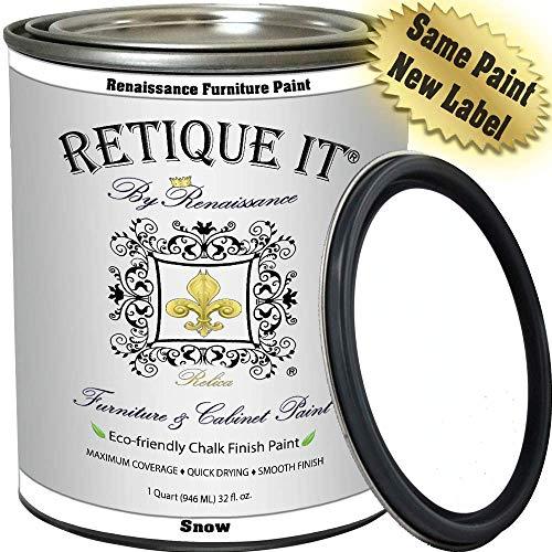 Retique It Chalk Finish Renaissance Furniture...