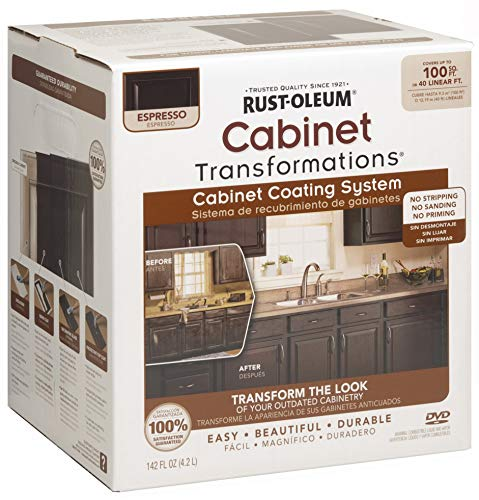 Rust-Oleum 263233 Cabinet Transformations,...
