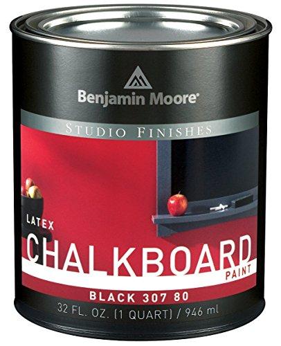Benjamin Moore Studio Finishes Chalkboard...