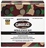Rust-Oleum 269038-6 PK Specialty Camouflage...
