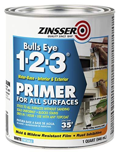 Rust-Oleum 2004 Zinsser Bulls Eye 1-2-3...