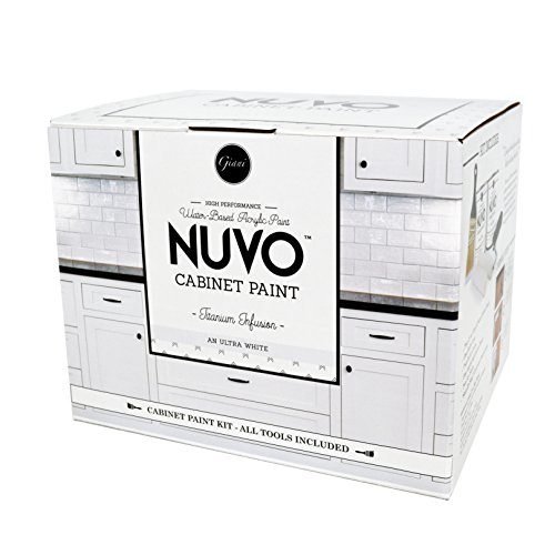Nuvo Titanium Infusion 1 Day Cabinet Makeover...