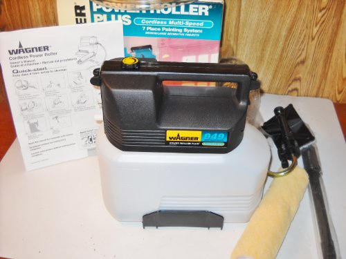 Wagner Power Roller Plus Cordless Multospeed...