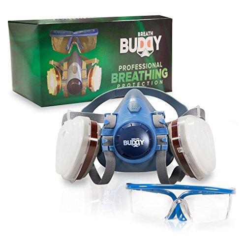 Breath Buddy Respirator Mask (Plus Safety...