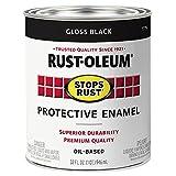 Rust-Oleum 7779502 Stops Rust Brush On Paint,...