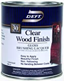 Deft Interior Clear Wood Finish Gloss...