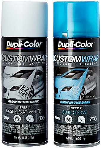 Dupli-Color ECWRC8700 Custom Wrap Glow in the...