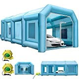 Happybuy Inflatable Paint Booth...