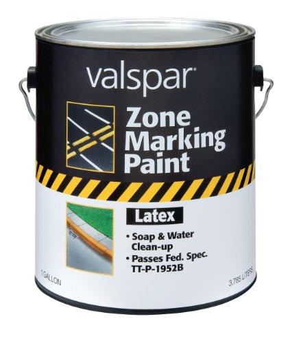 Valspar 24-137G Blue Latex Zone Marking Paint...