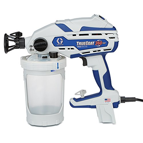 Graco 17D889 TrueCoat 360 VSP Handheld Paint...