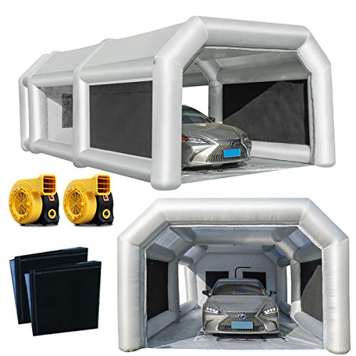 Inflatable Spray Booth Car Paint Room Large...
