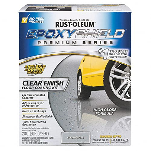 1 gal Rust-Oleum Brands 292514 Clear...