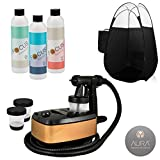 Aura Allure Spray Tan Machine Kit with...