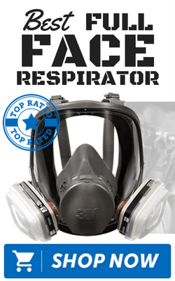 Best Spray Paint Respirator Masks Reviewed Compared
