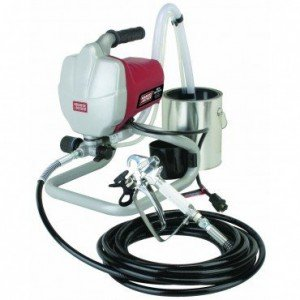 5:8 HP 3000 PSI Airless Paint Sprayer