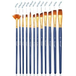 Dainayw Art Paint Brush Set