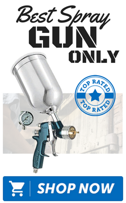 11 Best Automotive Paint Guns Reviewed Rated Compared