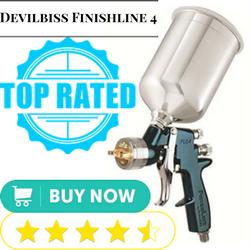 Devilbiss Finishline 4