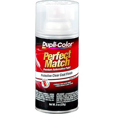 Dupli-Color BCL0125 Clear Perfect Match Automotive Top Coat