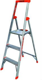 Flip-N-Lite 300-Pound Duty Rating Platform Stepladder