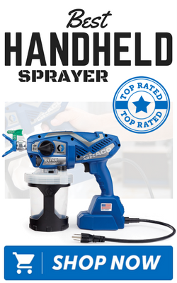 Graco Ultra Corded Airless Handheld Paint Sprayer 17M359