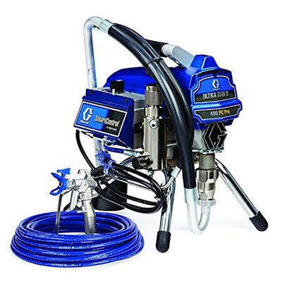 Graco Ultra Max II 490 PC Pro Airless Sprayer