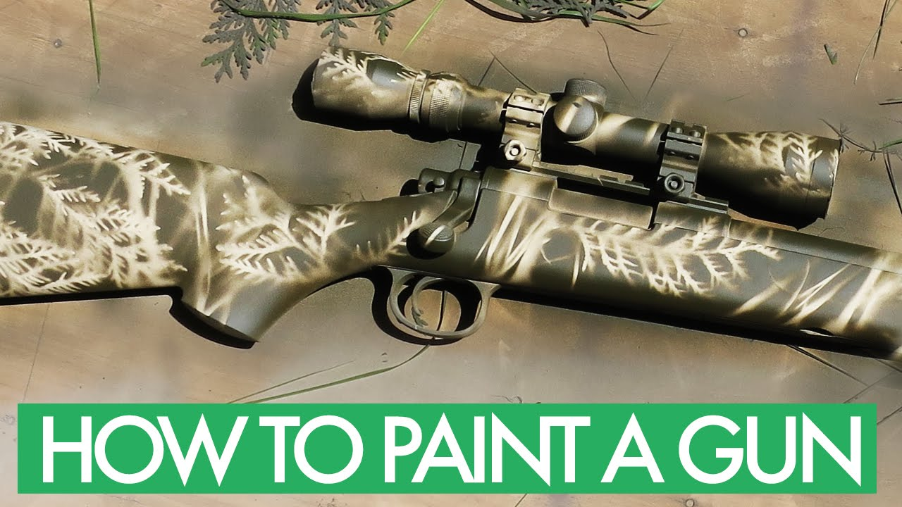 Best Paint For Guns Firearms Paint Reviewed Amp Rated
