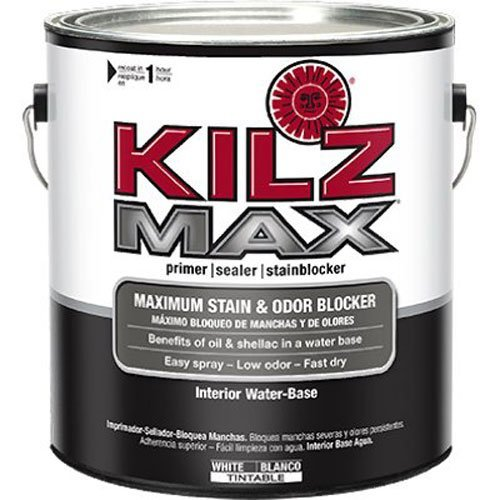 KILZ MAX Maximum Stain and Odor Blocking Interior Latex Primer:Sealer